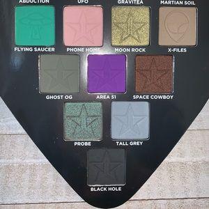 Jeffree Star Makeup - Jeffree Star Cosmetics Alien Palette